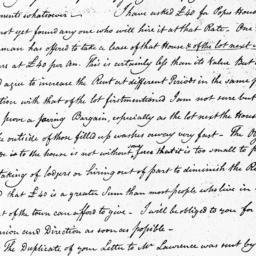 Document, 1799 February 21