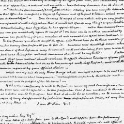 Document, 1819 April 13