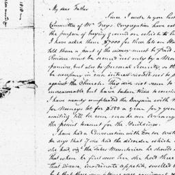Document, 1818 December 03