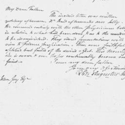 Document, 1818 April 22