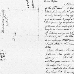 Document, 1818 March 19