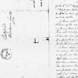 Document, 1818 March 06