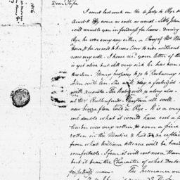 Document, 1815 July 12