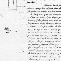Document, 1813 August 17
