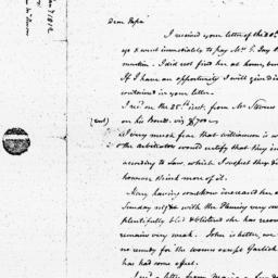 Document, 1812 January 31