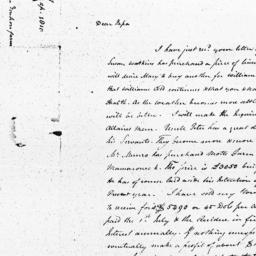 Document, 1811 April 05