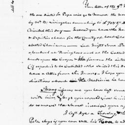 Document, 1775 May 11