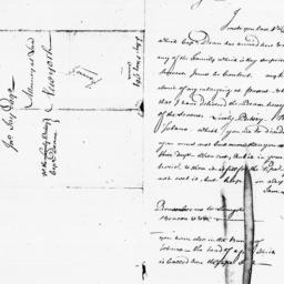 Document, 1769 May 05