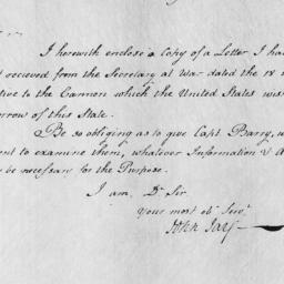 Document, 1798 April 26