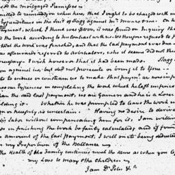 Document, 1825 January 10