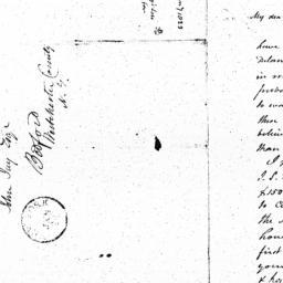 Document, 1823 January 24