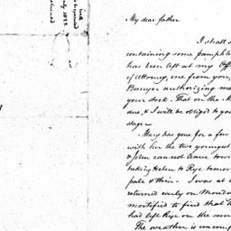 Document, 1822 July 19