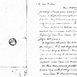 Document, 1822 May 10