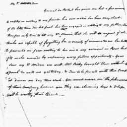 Document, 1782 October 14