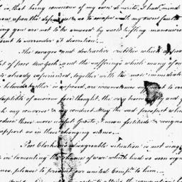 Document, 1777 August 18