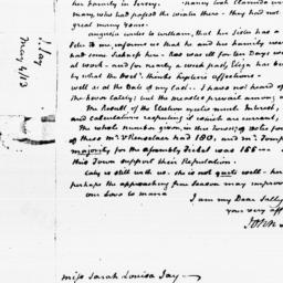 Document, 1813 May 04