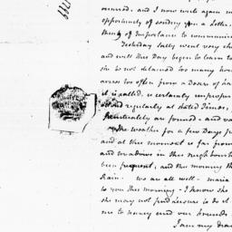 Document, 1799 July 12