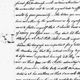 Document, 1777 May 03