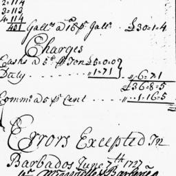 Document, 1727 June 07