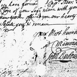 Document, 1724 March 04