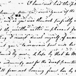 Document, 1799 May 31