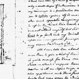 Document, 1769 November 06