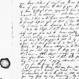 Document, 1741 September 17