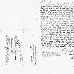 Document, 1738 January 31