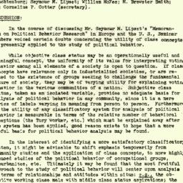 Minutes, 1953-02-04. The St...