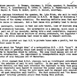Minutes, 1959-02-05. The St...