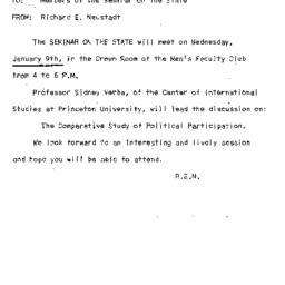 Correspondence, 1963-01-03....
