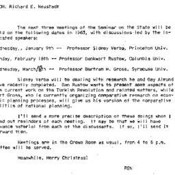 Correspondence, 1962-12-13....