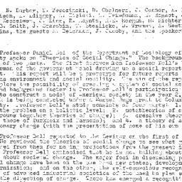 Minutes, 1968-02-12. The St...
