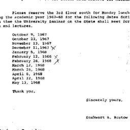 Correspondence, 1967-04-11....