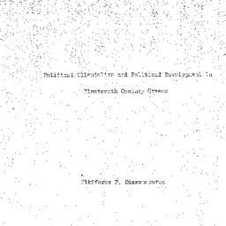 Speaker's paper, 1973-04-10...