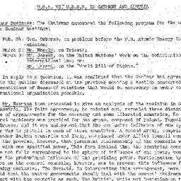 Minutes, 1948-02-17. The Pr...