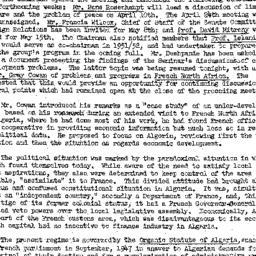 Minutes, 1951-03-27. The Pr...