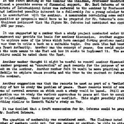 Minutes, 1961-10-03. The Pr...