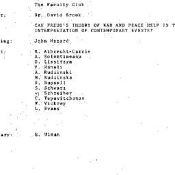Minutes, 1973-02-20. The Pr...