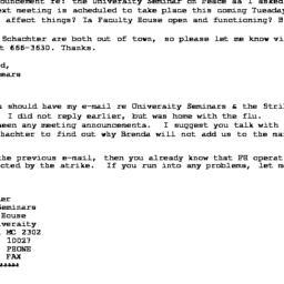 Correspondence, 1997-10-21....
