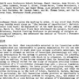 Minutes, 1974-02-11. Studie...