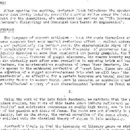 Minutes, 1974-03-11. Studie...