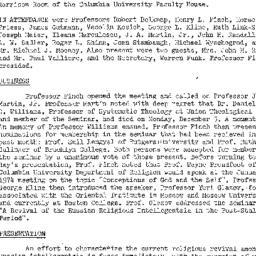 Minutes, 1973-12-12. Studie...