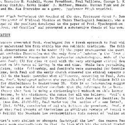 Minutes, 1974-12-09. Studie...