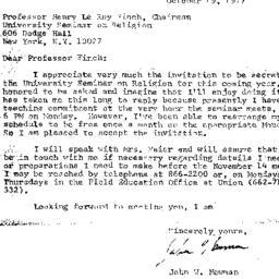 Correspondence, 1977-10-19....