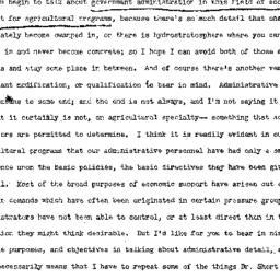 Minutes, 1948-10-06. Rural ...