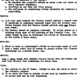 Minutes, 1948-12-03. Rural ...