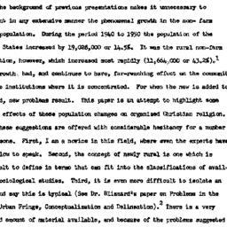 Speaker's paper, 1958-04-09...