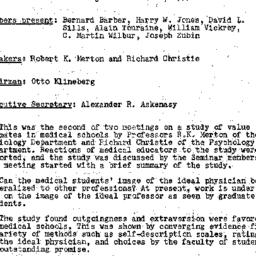 Minutes, 1957-12-02. Conten...