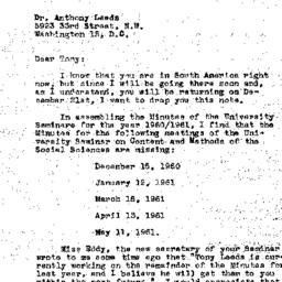 Correspondence, 1960-12-13....